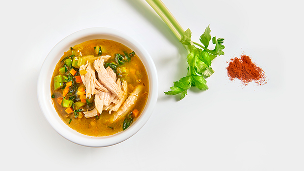 18c7b17a Chicken soup with red curry - Mindful by Sodexo - Nederland Engels