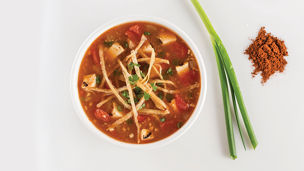 White Bean Minestrone California Pizza Kitchen