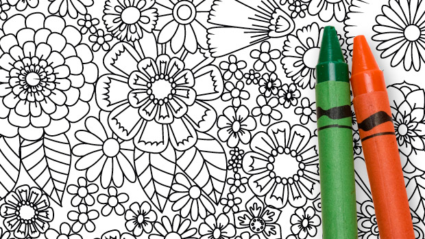 Coloring Isnt Just For Kids Research Shows That May Help Reduce Stress In Adults Download These Printable Pages And Get Your Calm On