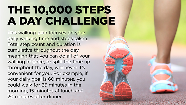 Walk 10 000 Steps A Day Mindful By Sodexo