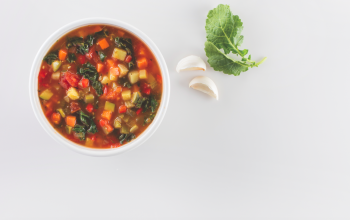 Ellie Krieger's Tuscan Seven Vegetable Soup - Mindful by Sodexo