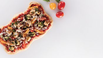 Chicken Zucchini Pizzetta Mindful By Sodexo