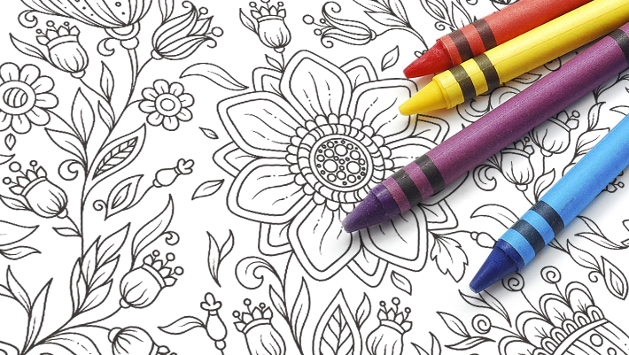 More Mindful Adult Coloring Pages Download PDF