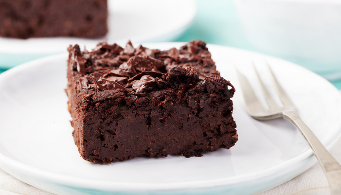 Chocolate Polka Dot Brownies Mindful By Sodexo Recipes
