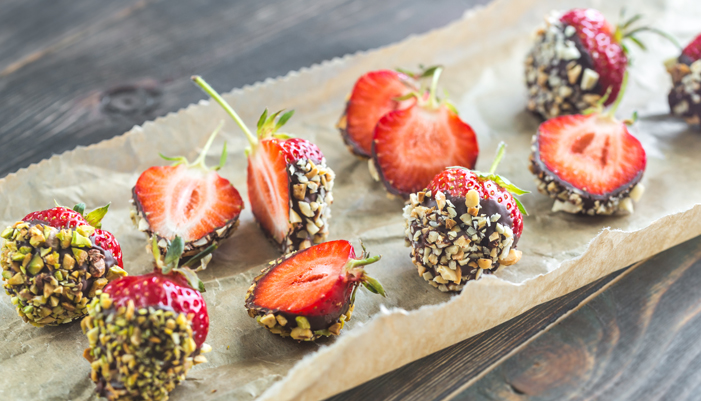 How To Make Covered Strawberries