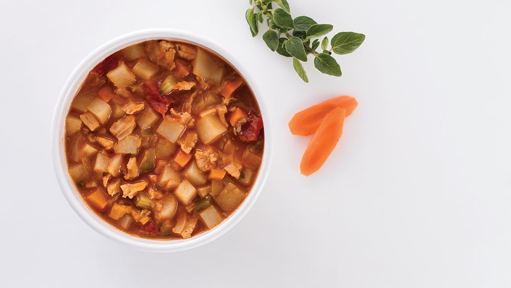 Manhattan Clam Chowder Mindful By Sodexo Meals
